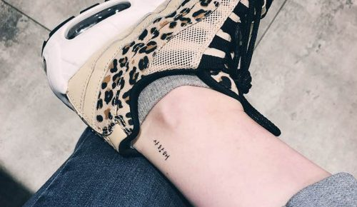 saranghae tattoo daisy may-min